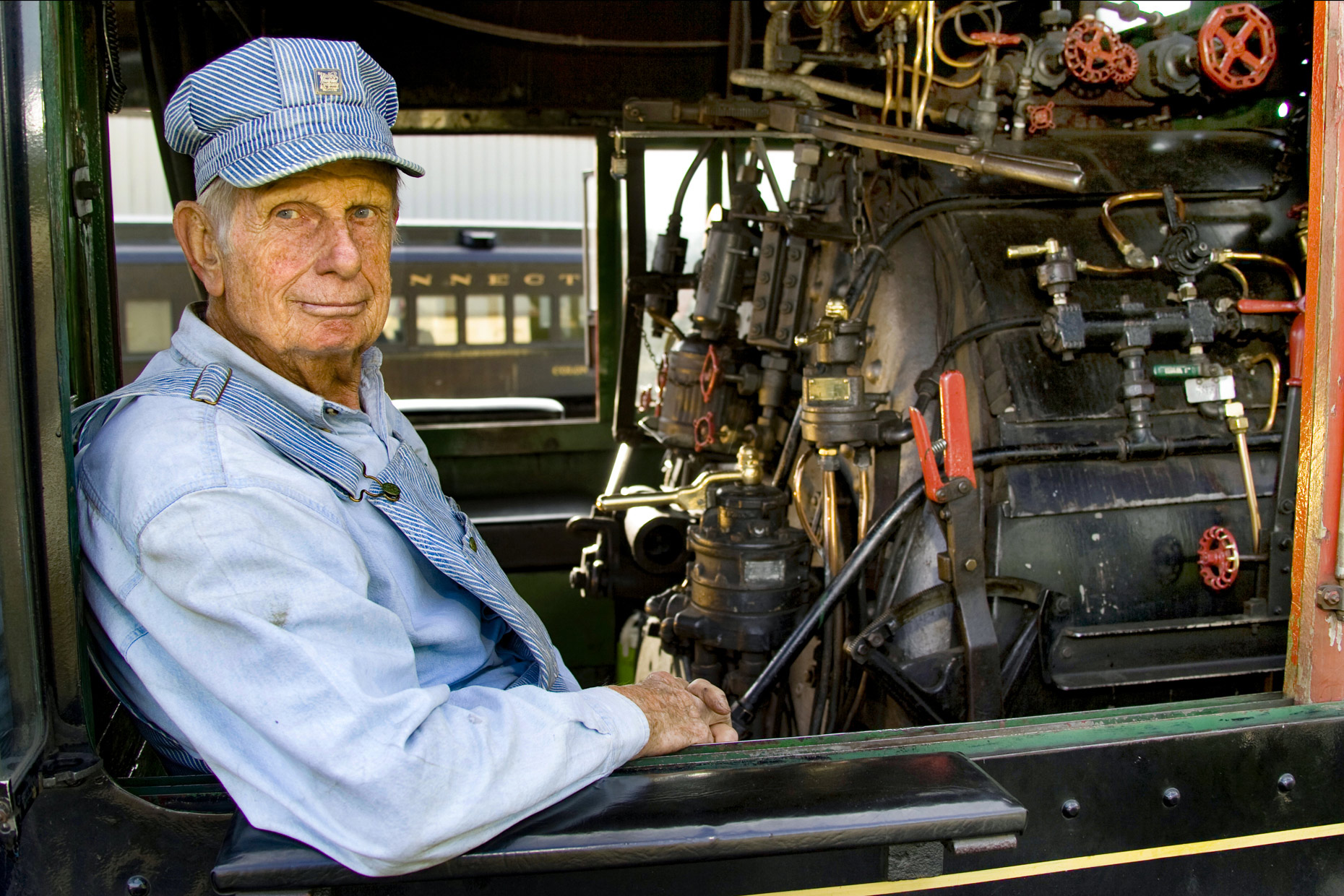 Pete-Fredrickson-Locomotive-Engineer-Essex-Steam-Train-Caryn-B-Davis