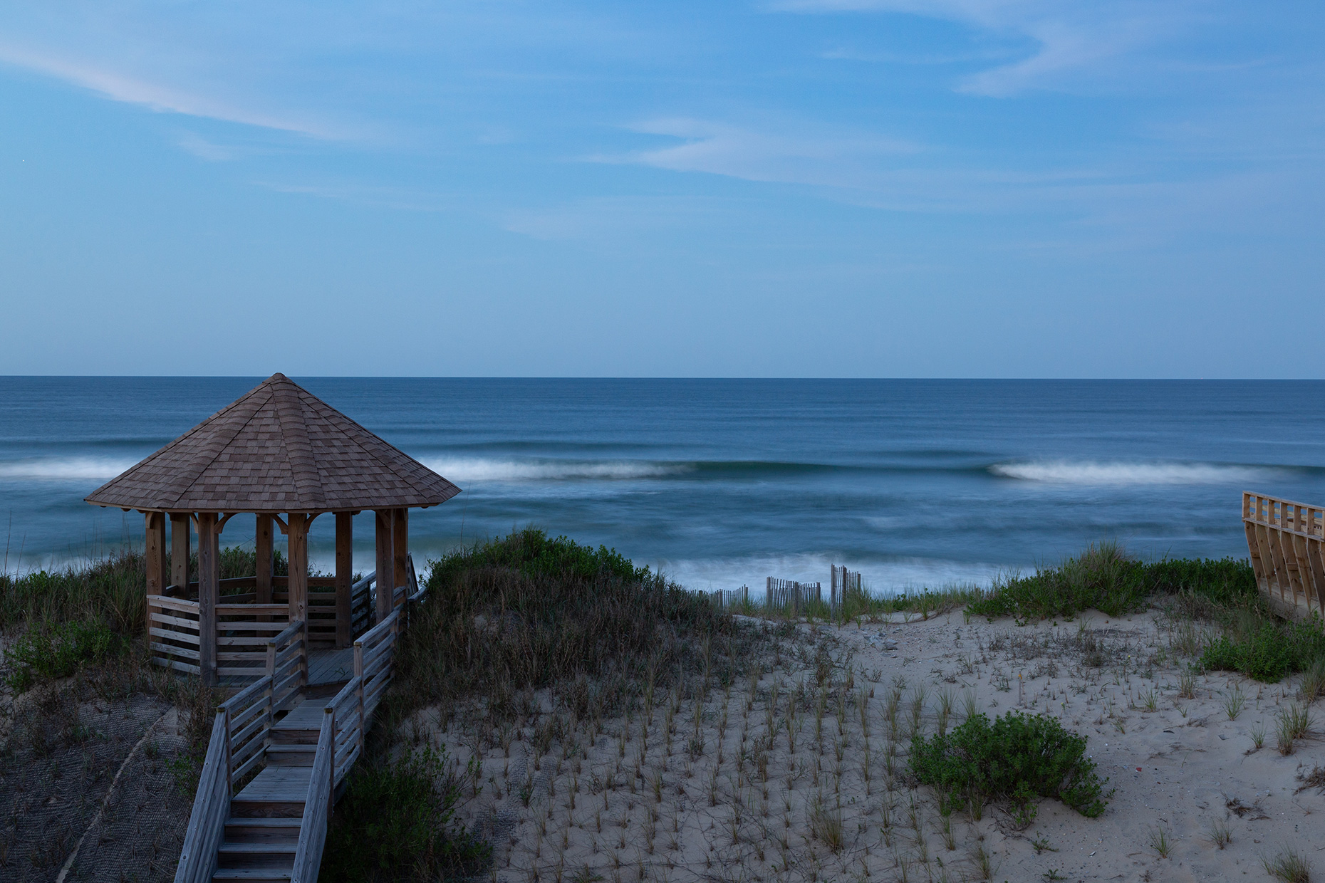 Jeanettes-Pier-Outer-Banks-Nags-Head-North-Carolina-Caryn-B-Davis
