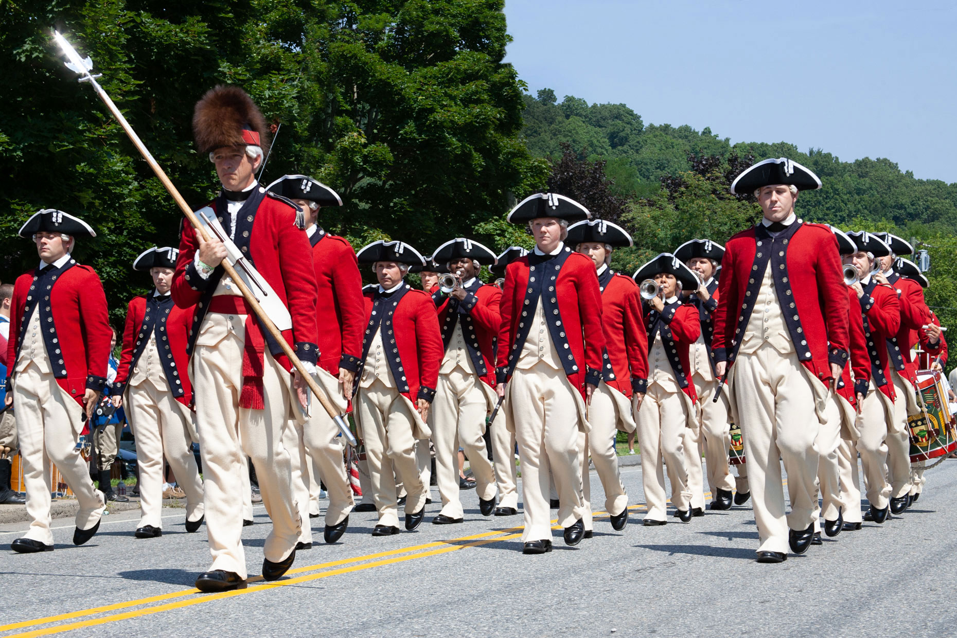 Photographer-of-Fife-and-Drum-Corps-Deep-River-Ancient-Muster-Caryn-B-Davis