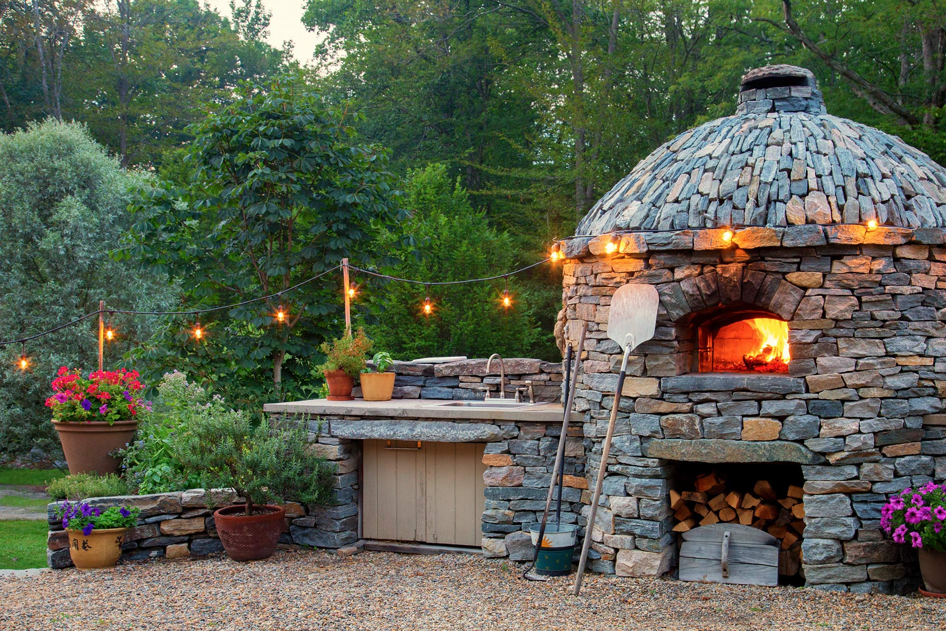Outdoor-Stone-Pizza-Oven-Caryn-B-Davis