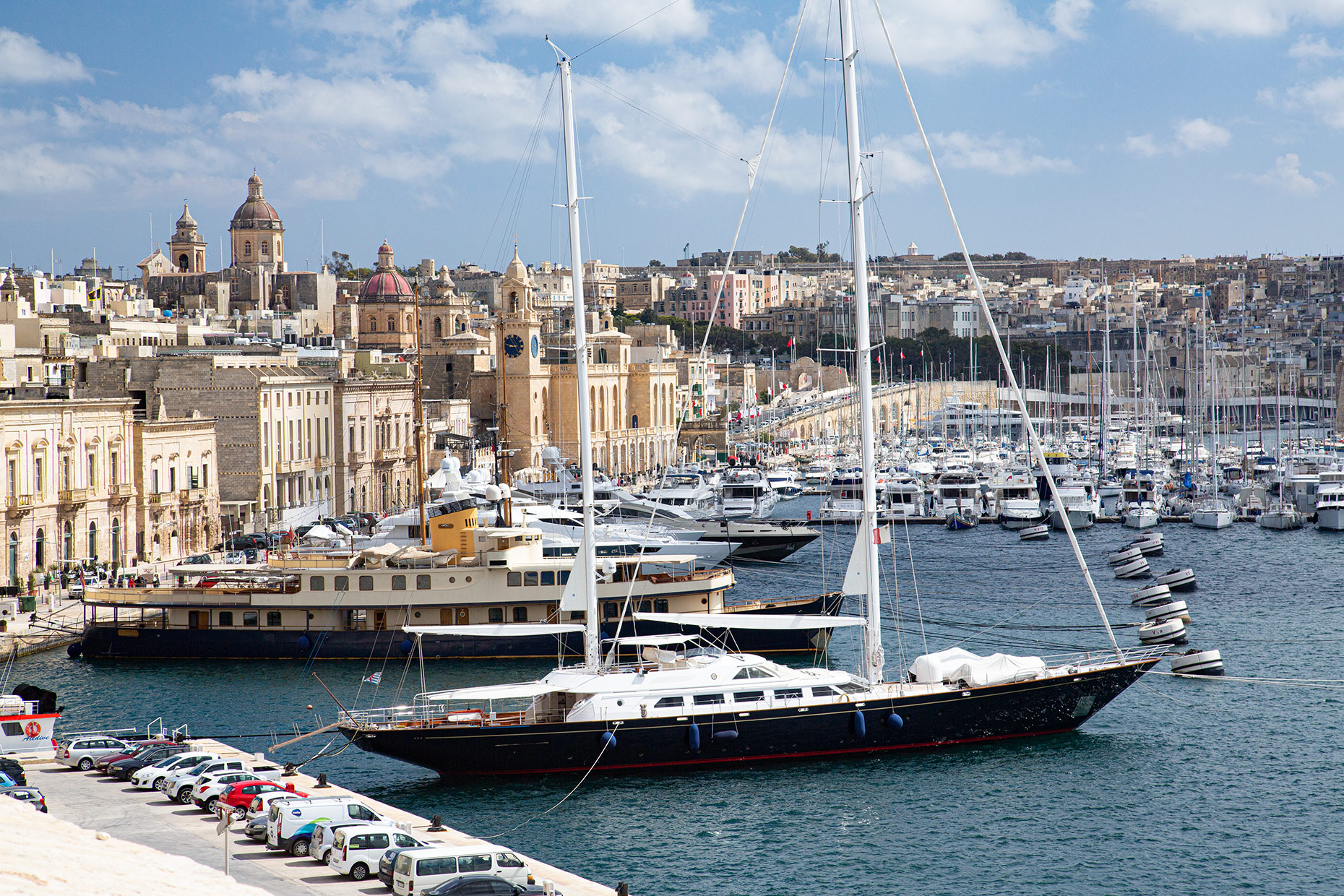 Grand-Harbor-Valetta-Malta-Yachting-Boat-Photography-Caryn-B-Davis