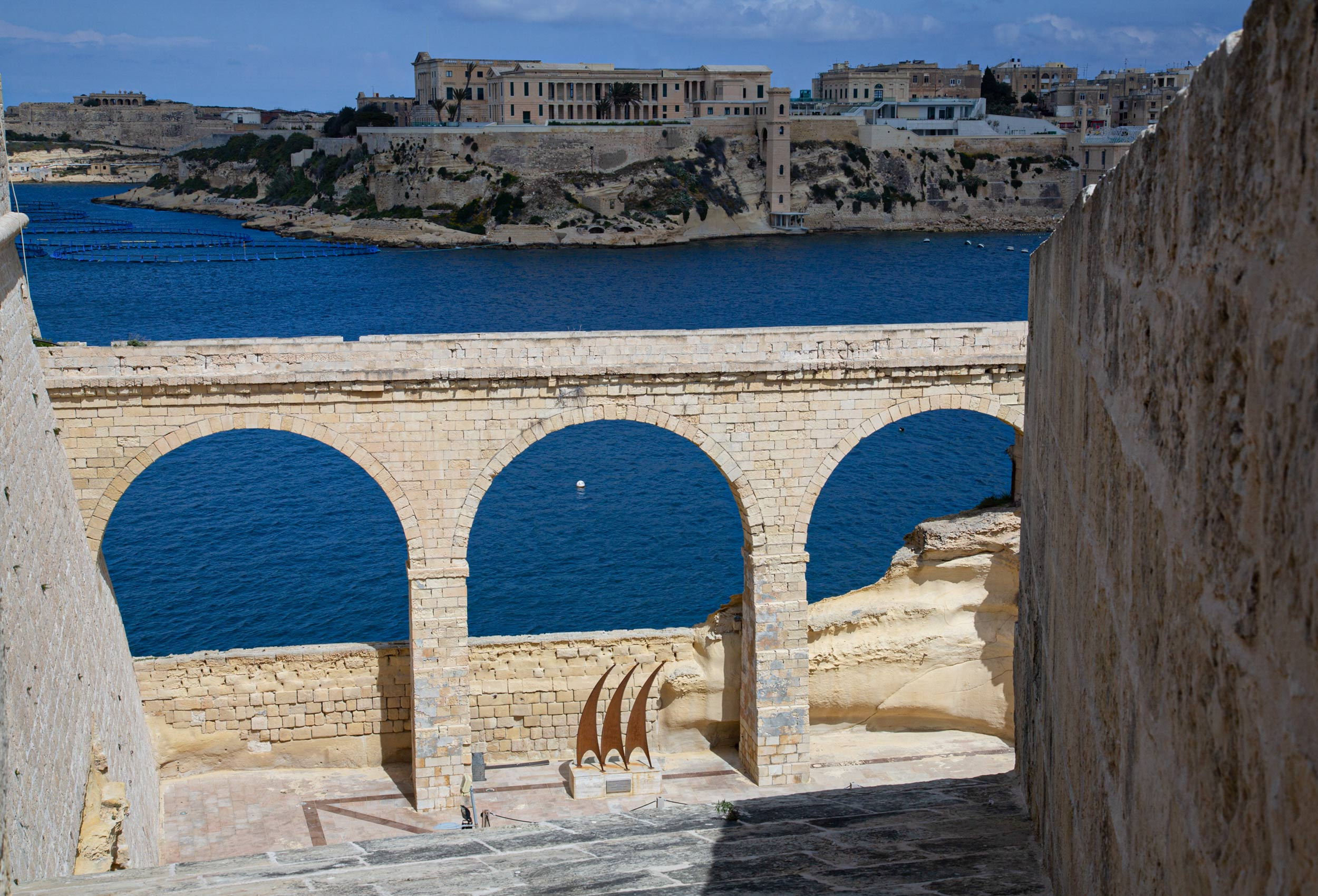 Mansion Block-Grand-Harbour-Marina-Birgu-Malta-Caryn-B-Davis