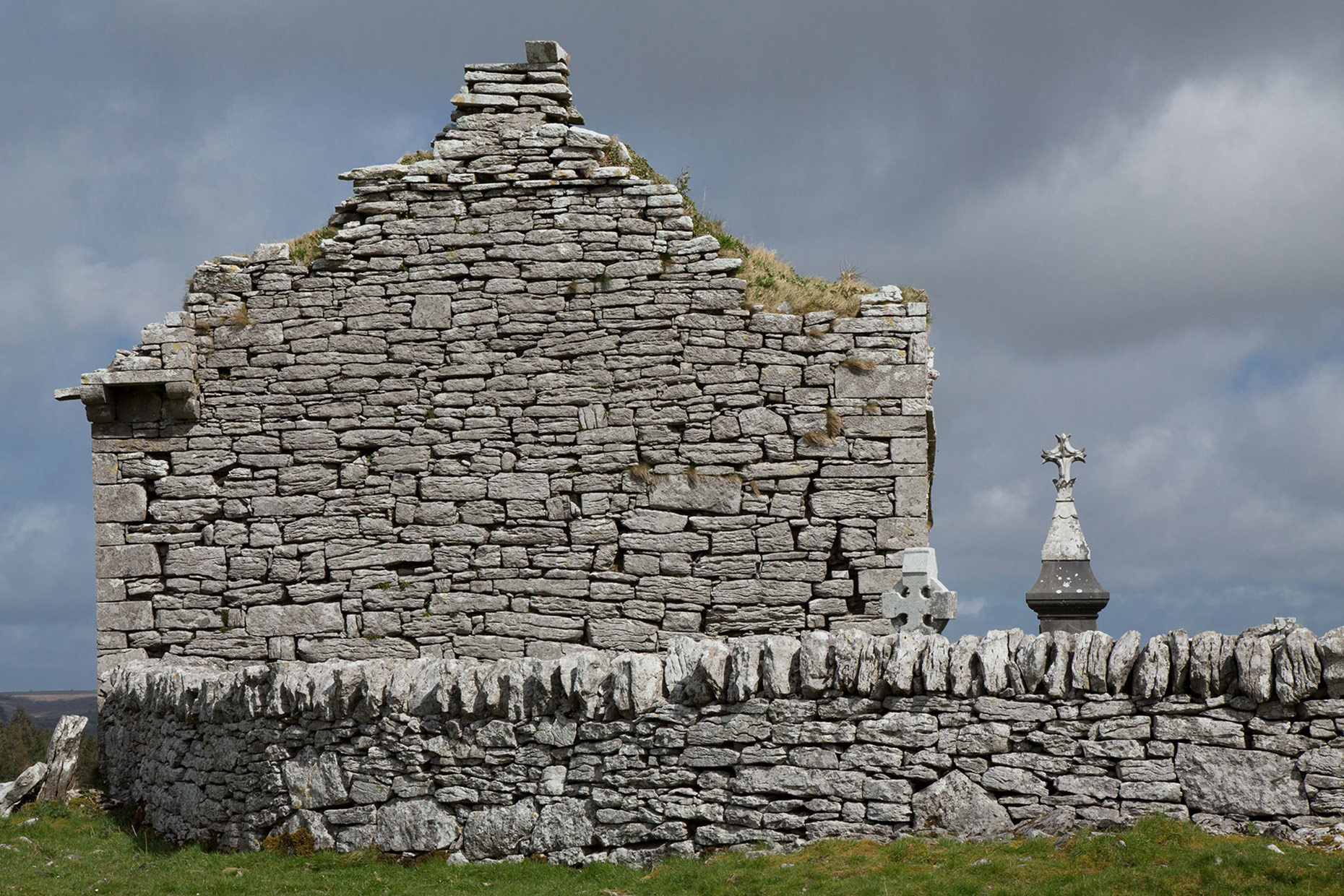 Ireland-Carron-Church-Carran-County-Clare
