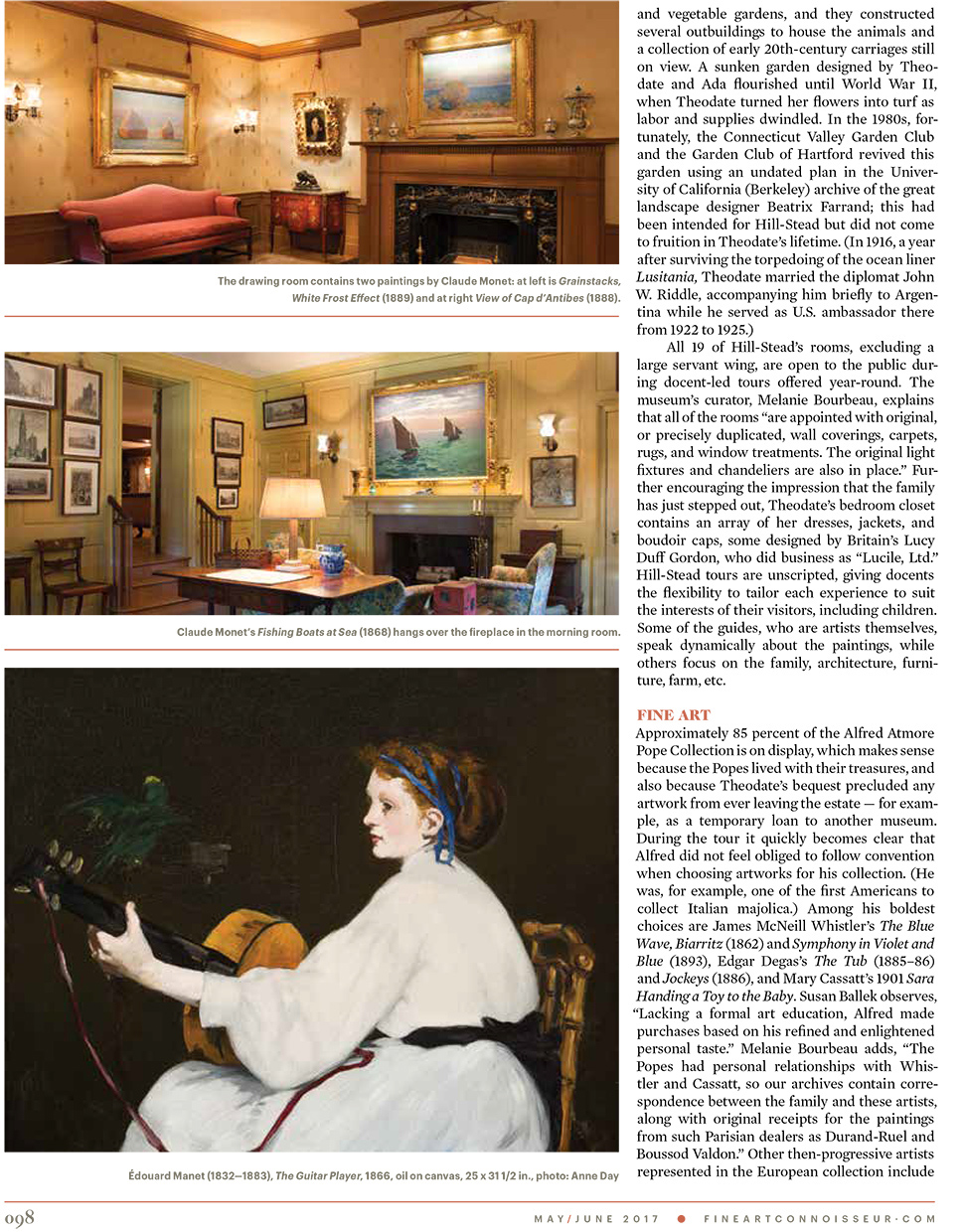 Fine-Art-Connoisseur-Magazine-Hill-Stead-Museum