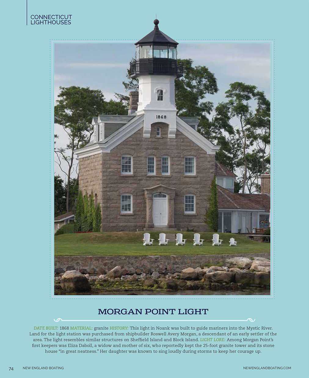 Morgan-Point-Light-New-England-Boating-Caryn-B-Davis