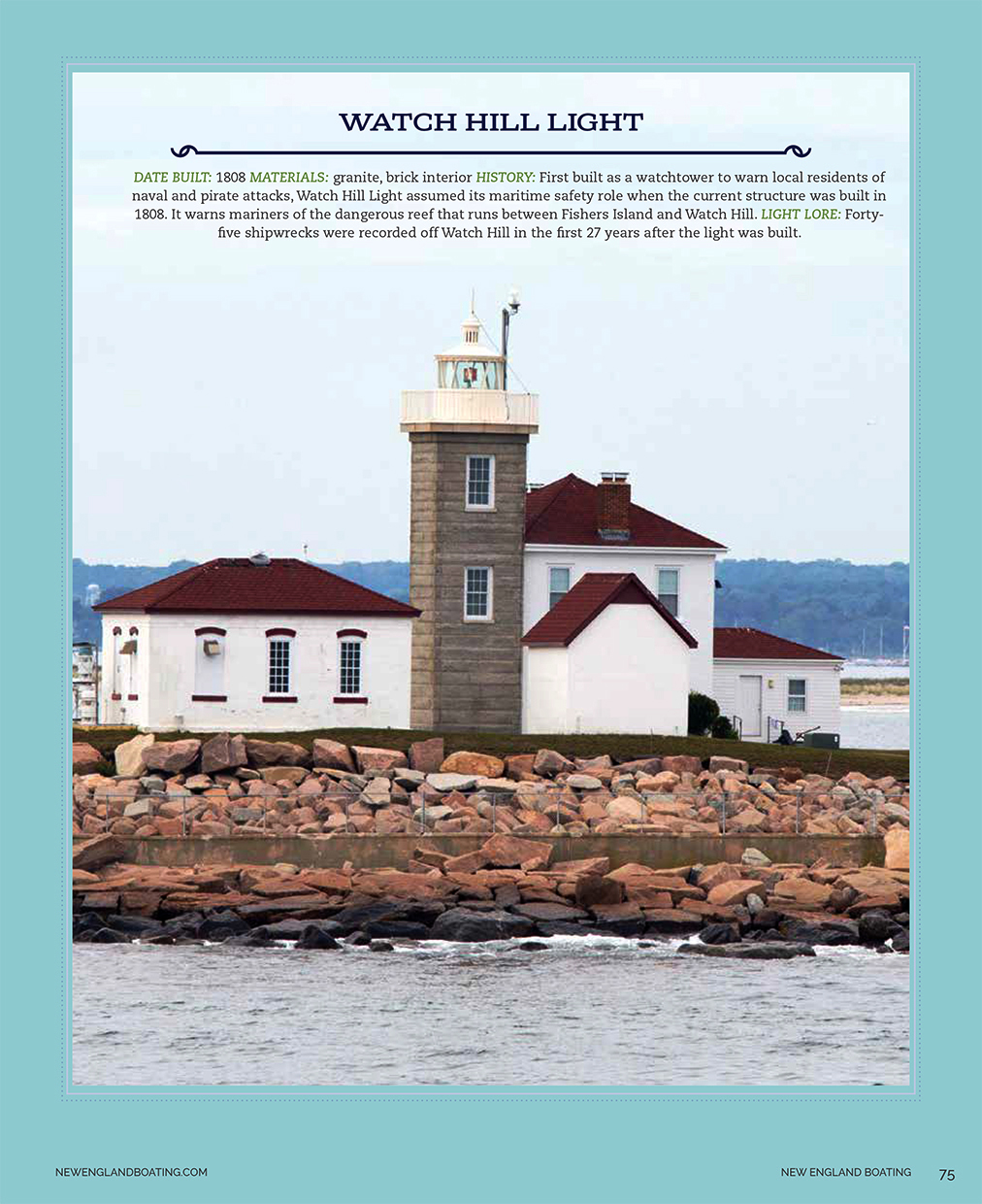 Watch-Hill-Light-New-England-Boating-Caryn-B-Davis