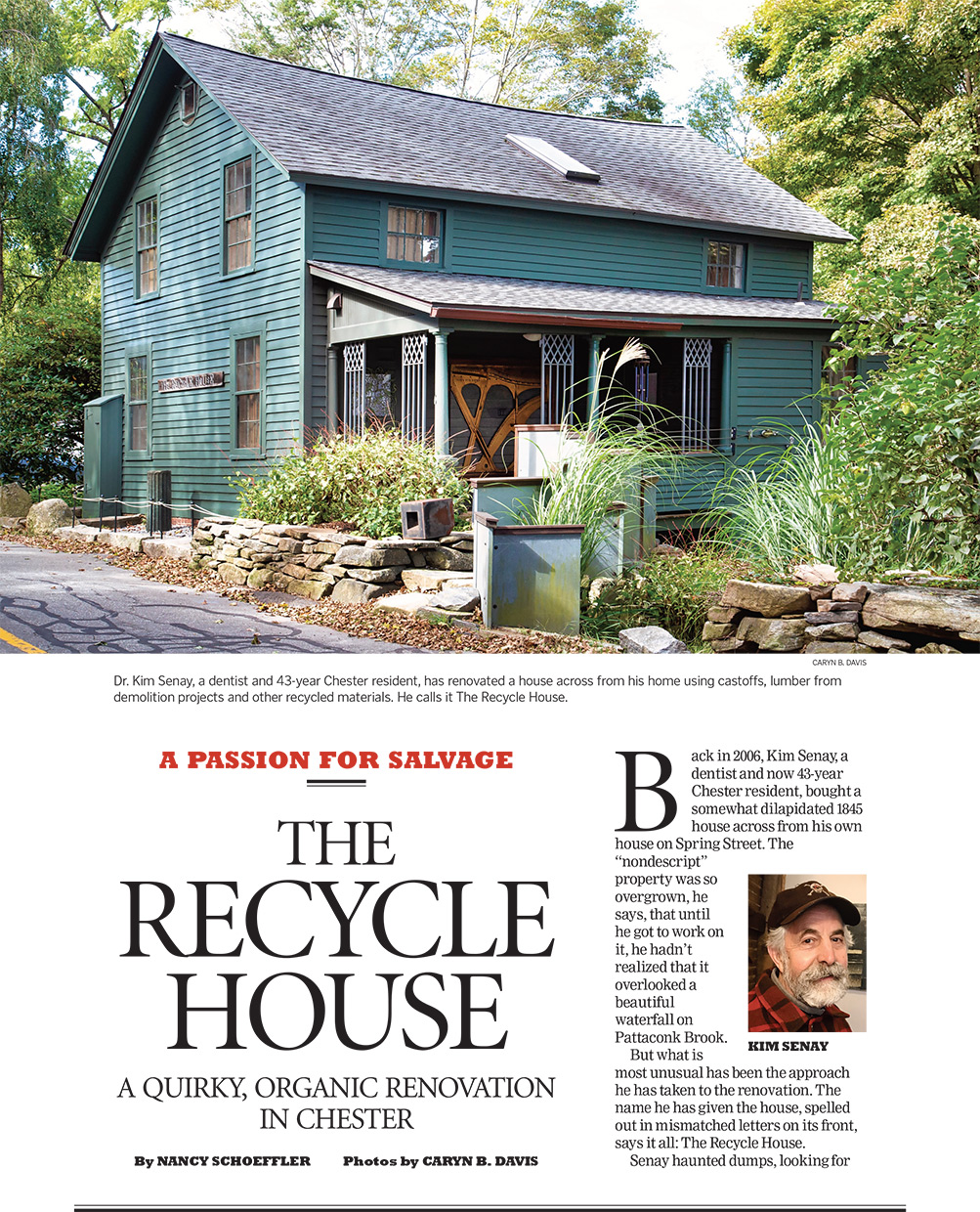 Recycle-House-Kim-Senay-Caryn-B-Davis-Nancy-Schoeffler