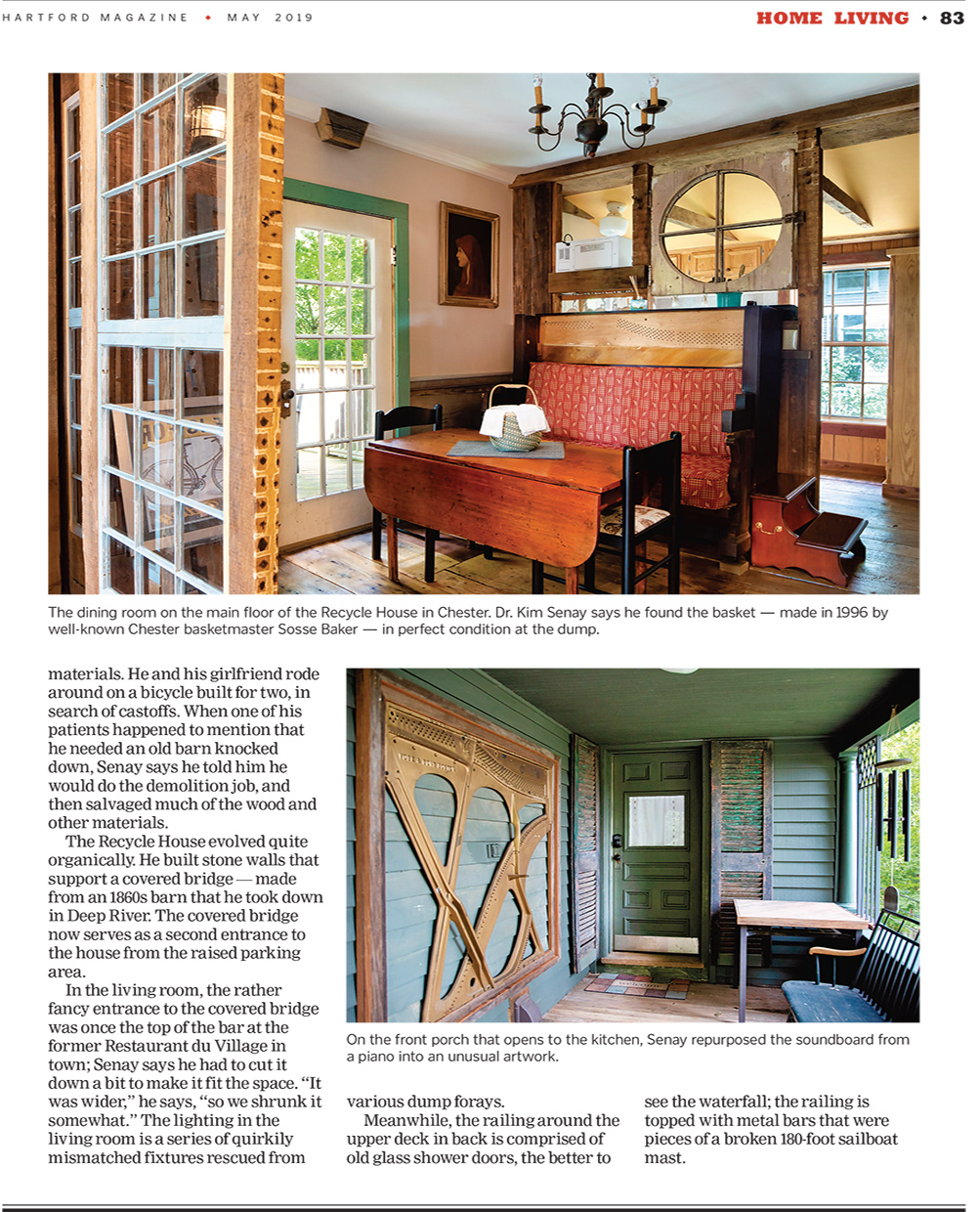 Recycle-House-Hartford-Magazine-Kim-Senay-Caryn-B-Davis-Nancy-Schoeffler