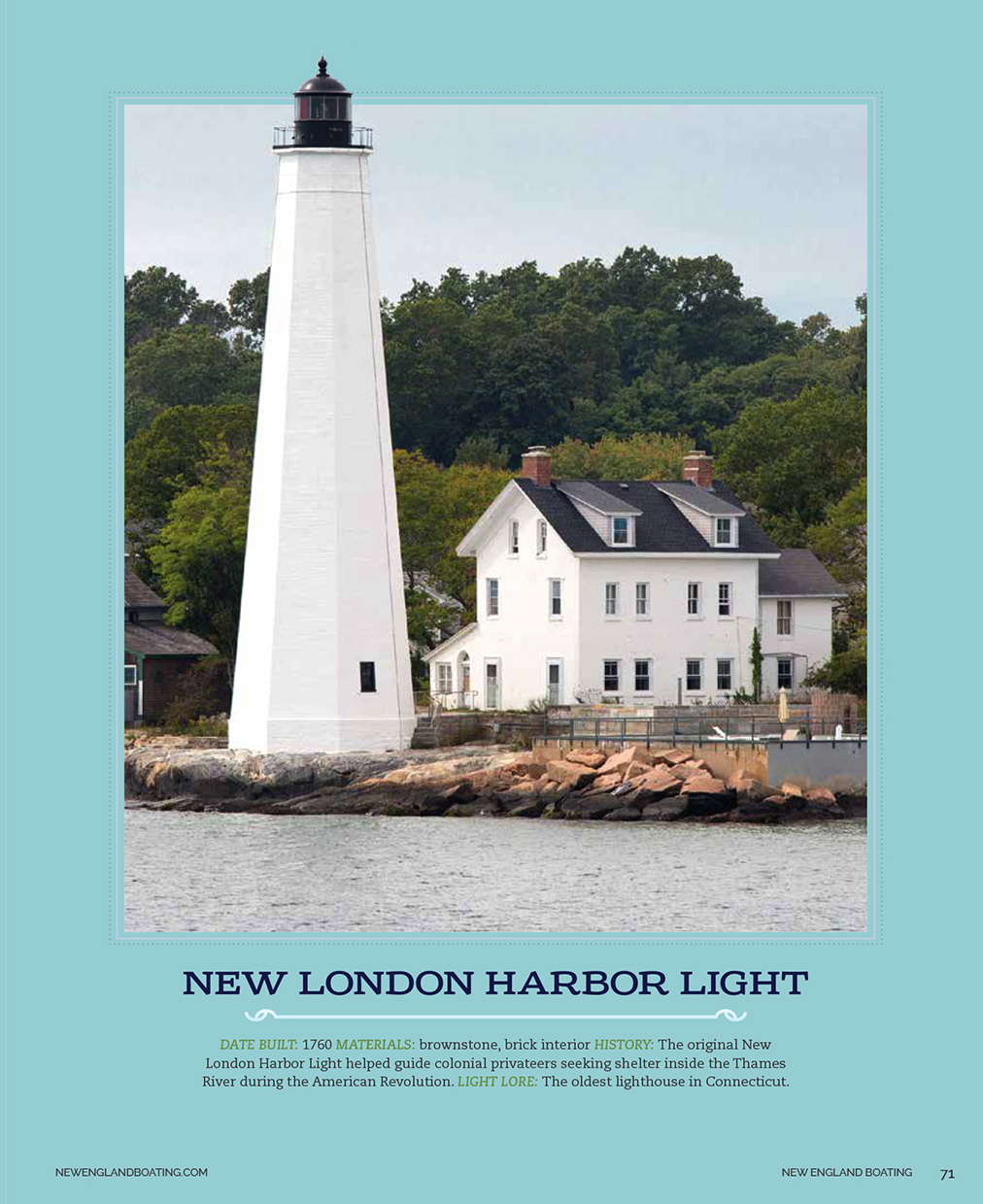 New-England-Boating-New-London-Harbor-Light-Caryn-B-Davis